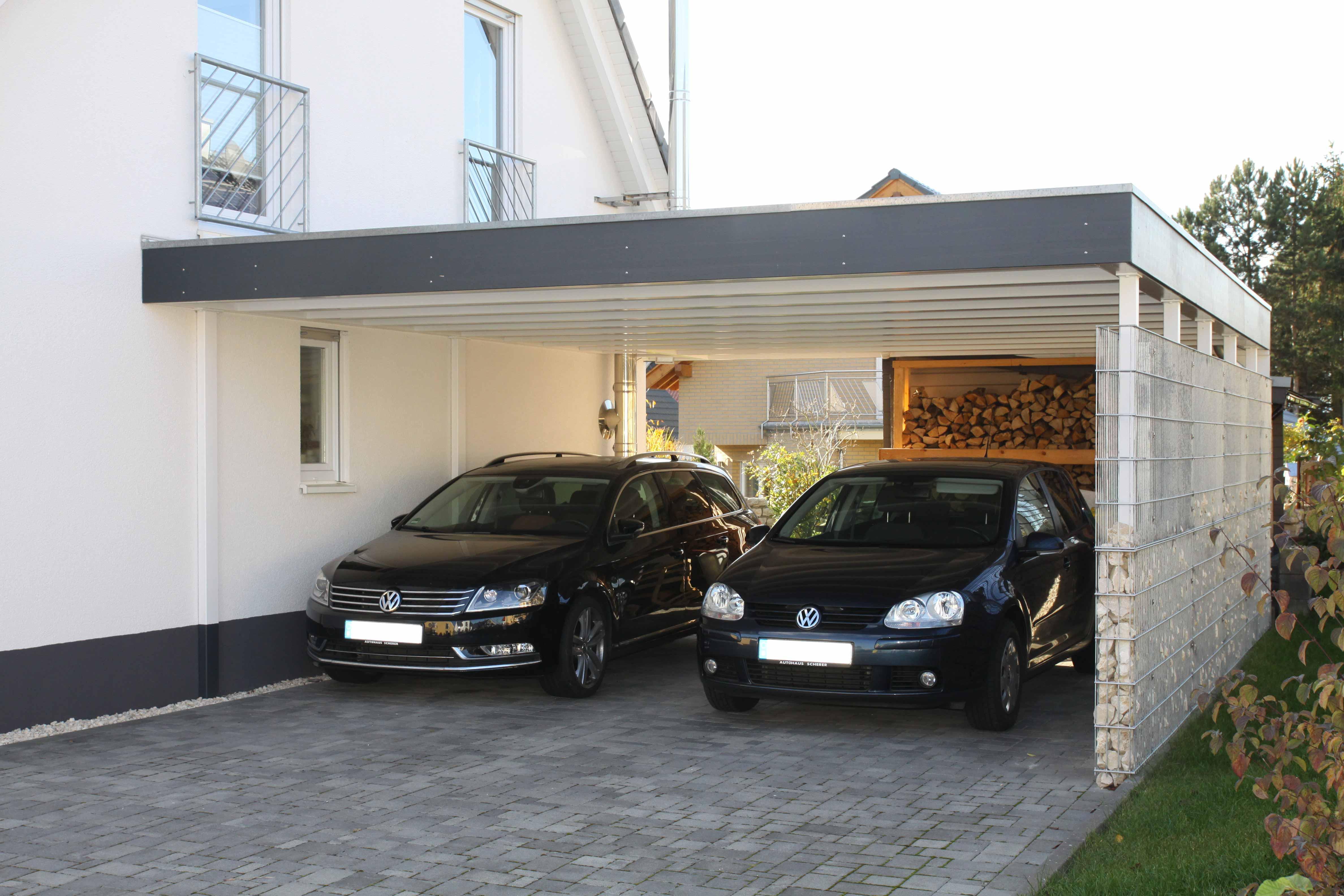 carport am haus affordable walmdach carport am haus carportwerk gmbh garage pinterest haus. Black Bedroom Furniture Sets. Home Design Ideas