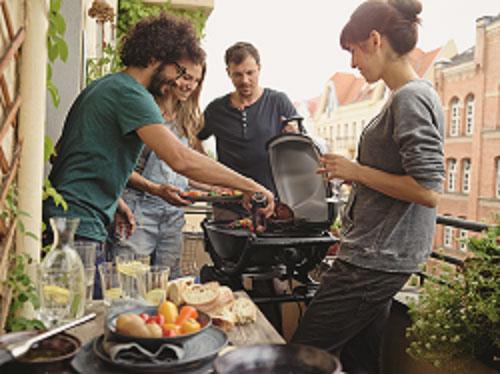 Bester Holzkohlegrill Für Balkon : Ammann Übersicht weber® grills